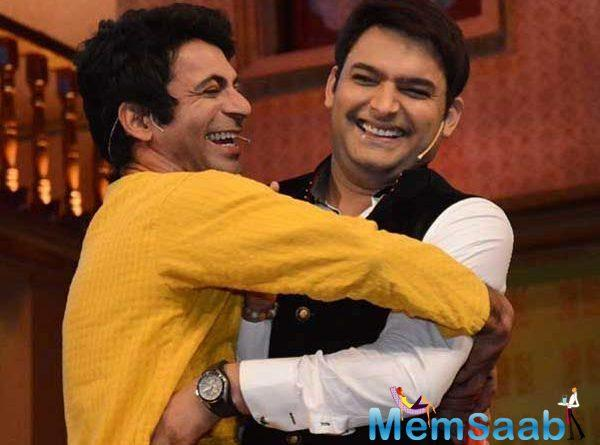 """Pandey was all praises for the comedy program and said, """"It's a fabulous show. Kapil Sharma has been around for so long, but the package they've created with The Kapil Sharma Show, people have loved it."""""""
