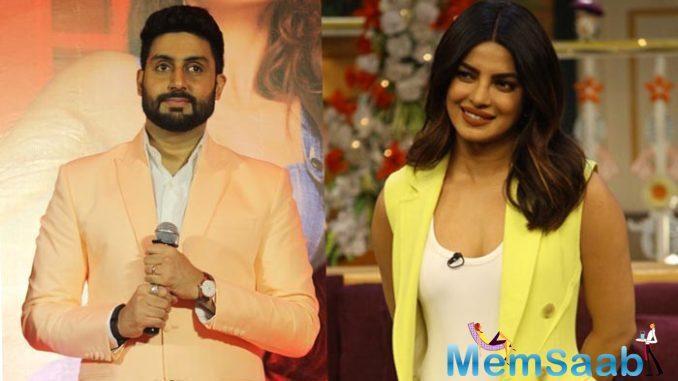 Priyanka and Abhishek to pair up for Sanjay Leela Bhansali's next?