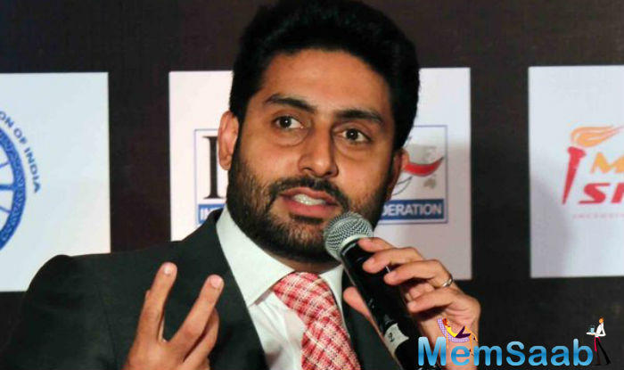 Abhishek Bachchan a part of Sarkar 3?