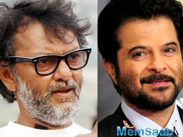 Rakeysh Omprakash Mehra teams up with Anil Kapoor for his next