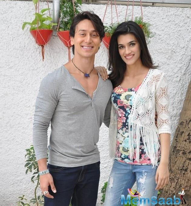 I have been not approached for Baaghi 2 yet, revealed Kriti Sanon