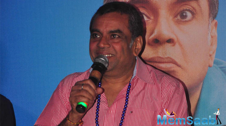 Paresh Rawal: Never said I want to work in Pakistani films, it is neither my wish