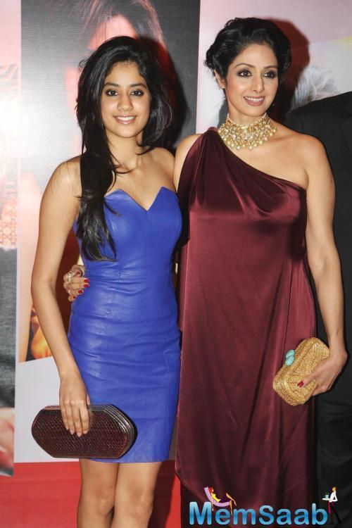 Sridevi, who will be seen next in a suspense movie titled 'Mom', said how close-knit her family is.