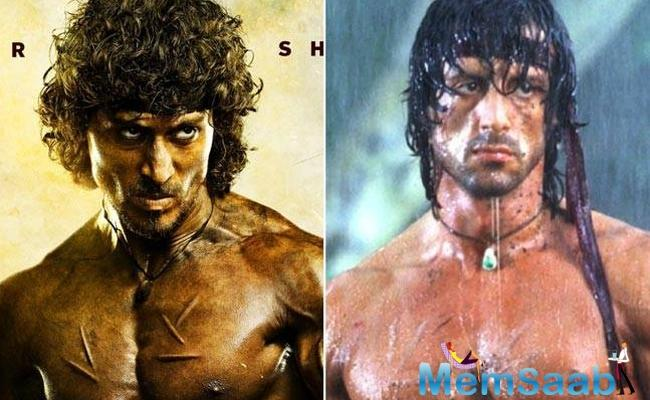 Tiger Shroff: I don't replace Sylvester Stallone, I am just giving him a tribute in Rambo