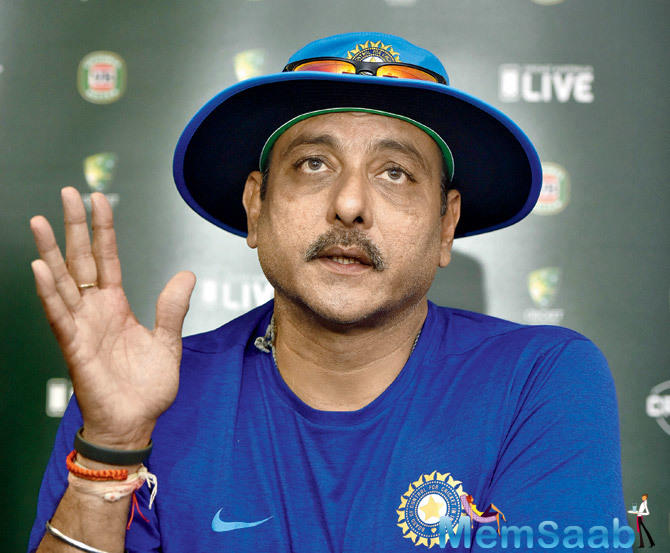 Ravi Shastri will begin his term as the coach of the Indian team with  the tour of Sri Lanka, which will  begin from July 23.
