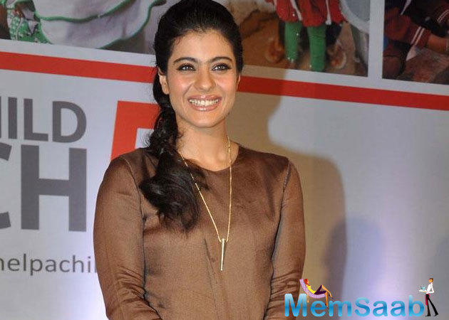 Kajol will soon launch her own home production, she is excited about it