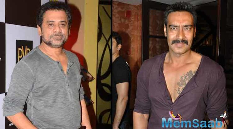 Anees Bazmee revealed why he hasn't worked with Ajay Devgn or made a thriller in years?