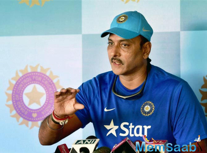 India coach Ravi Shastri adds a different hue to team's training style