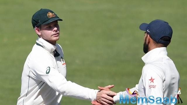 Steve Smith opens up on sledging Virat Kohli's Team India