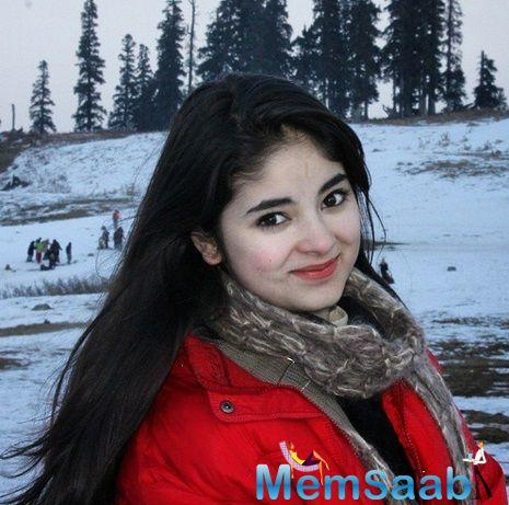 Zaira Wasim: Apart from my hair nothing has changed' post Dangal