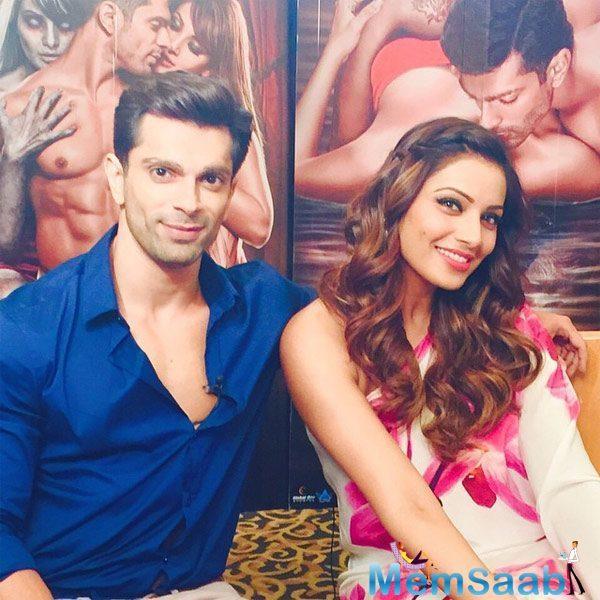 Bipasha says marriage to Karan Singh Grover is like role play