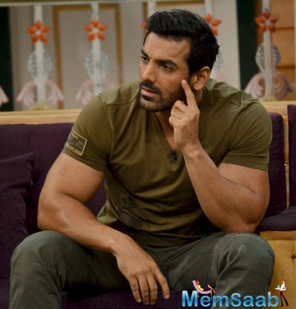John Abraham next will be roped in a film on football, and also produce it