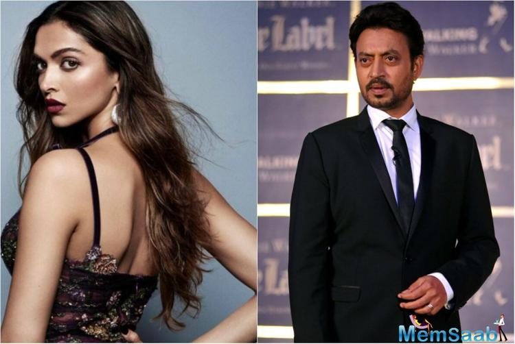 Find Here's why Deepika-Irrfan's  film on mafia queen Sapna didi is 'fictional'