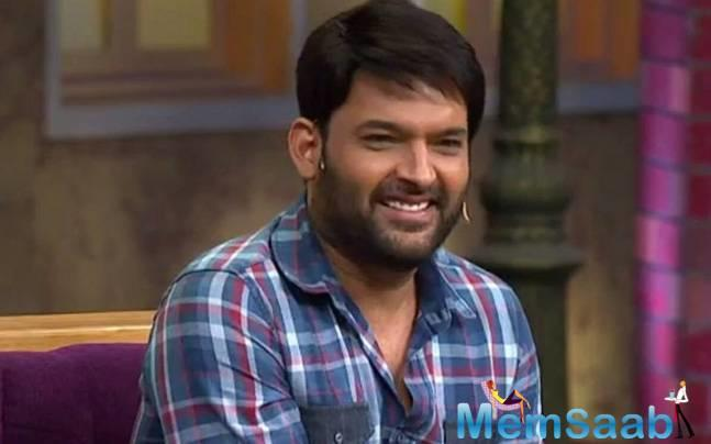 Finally Kapil Sharma opens up, rubbishes all rumours about his show