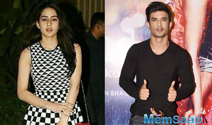 It also stars opposite Sushant Singh Rajput opposite Sara, The film will be a romantic drama.