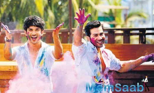 Sushant Singh has edged out Varun Dhawan to a berth for an exciting film from Excel Entertainment.