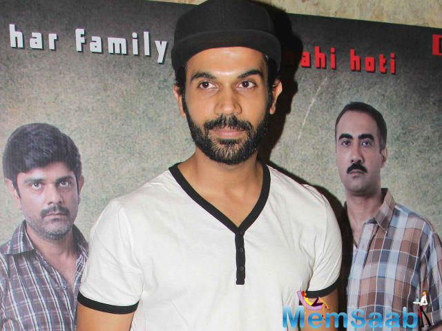 Rajkummar Rao, last seen in 'Bareilly Ki Barfi', where he played the role of 'a perfect bachelor'