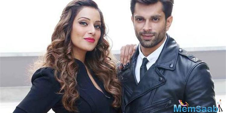 Bipasha Basu and Karan Singh Grover, who tied a knot in April last year played on the sets of 'Alone', their first film together.