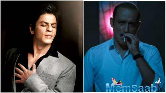 Shah Rukh reveals why he is a great lover of 'unreadable' Akshaye Khanna's work