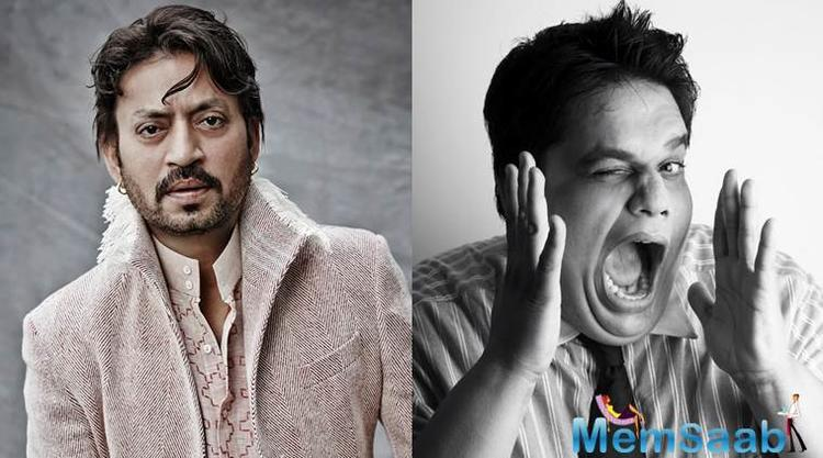 Irrfan Khan will star in the political satire series, The Ministry, set to stream worldwide on Amazon Prime Video next year.
