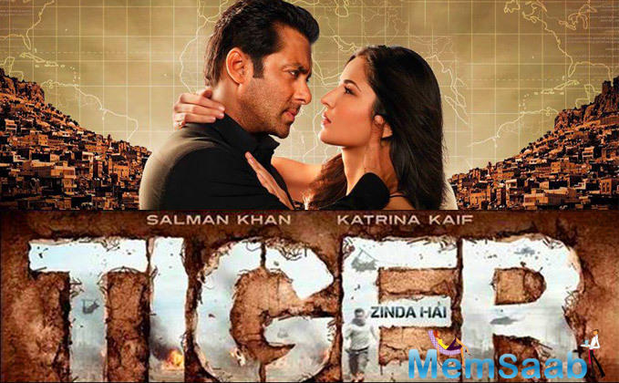 But with Tiger Zinda Hai and the hype around it, the makers feel that filming a Hindi remake doesn't make any point.