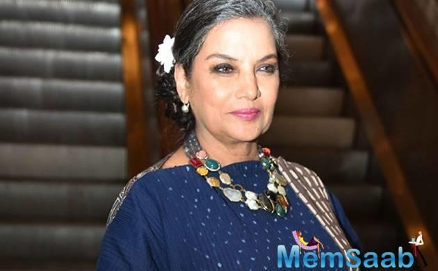 Is it to keep fires stoked for electoral gains: Shabana on CBFC returning Padmavati