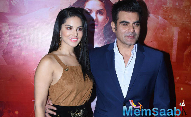 Arbaaz Khan: I would love to work with Sunny Leone again