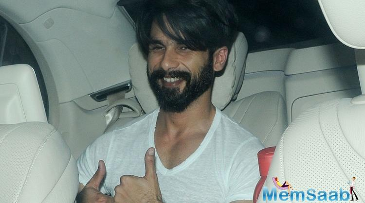 Here what Shahid Kapoor has to say about the rumours of not working opposite Katrina Kaif