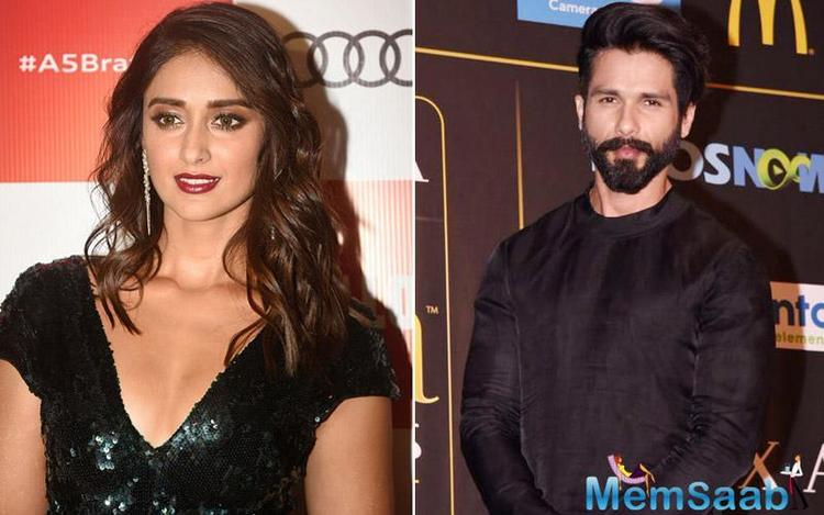 """In an interview Prerna Arora, who is co-producing the film with T-Series, quoted, """"We have only spoken to Ileana so far."""""""