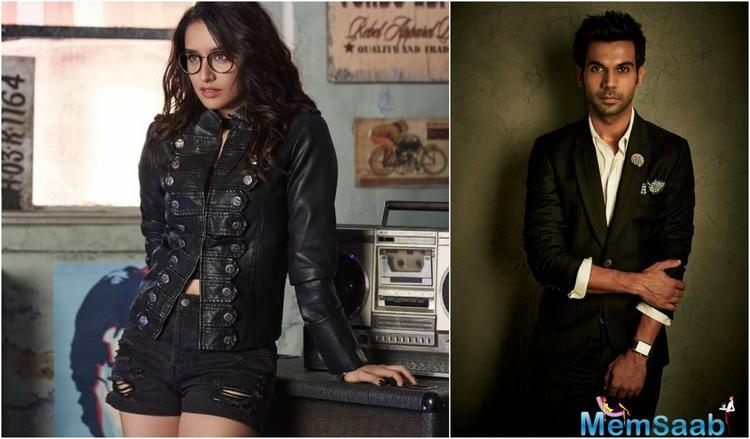 Shraddha Kapoor and Rajkummar Rao will share screen space for an upcoming horror-comedy project.