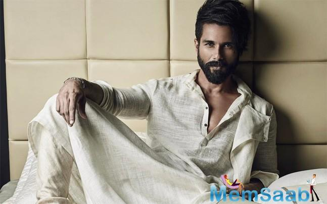 Shahid Kapoor has found the love of his life in Mira Rajput and has an adorable daughter, Misha together.