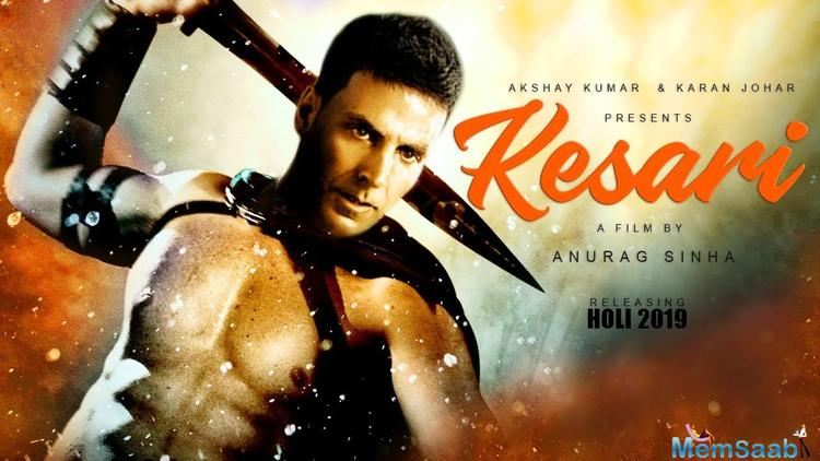 Akshay Kumar is on a spree this year and for the years to come as well.
