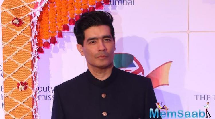Manish Malhotra Awarded for Mughal-e-Azam musical