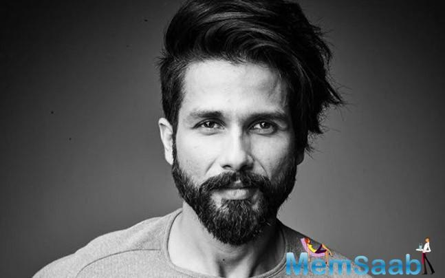 Shahid Kapoor will be heading to Singapore for a special screening of Padmaavat