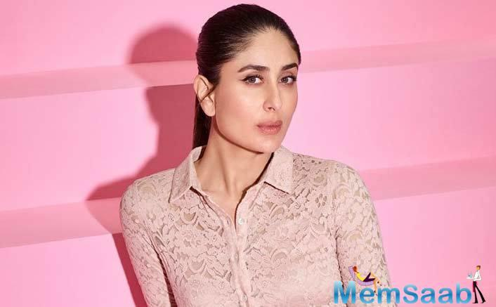 After embracing motherhoood with the birth of Taimur with husband Saif Ali Khan in December 2016, Kareena is now geared up for Shashanka Ghosh's 'Veere Di Wedding'.