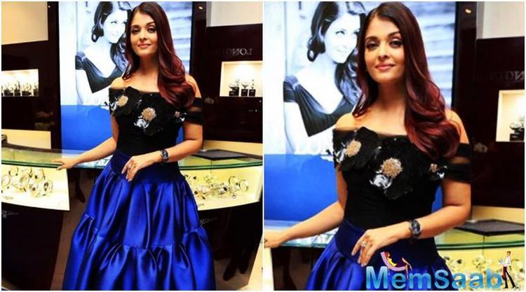 The sizzling pair of the 1999 super hit romantic film, 'Taal'- Aishwarya Rai Bachchan and Anil Kapoor have reunited after 17 years for the film Fanne Khan.