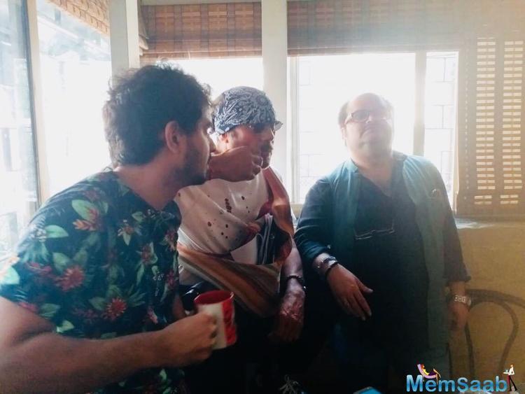 Tahir Raj Bhasin, Jackie Shroff to star in 'The Playboy Mr Sawhney'