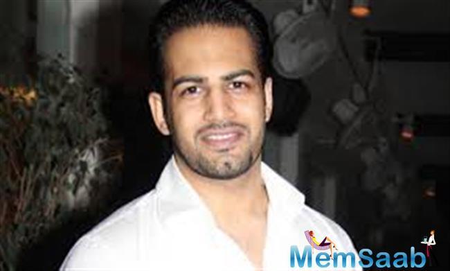 Upen had played a negative role in Shankar's Telugu film 'I'.