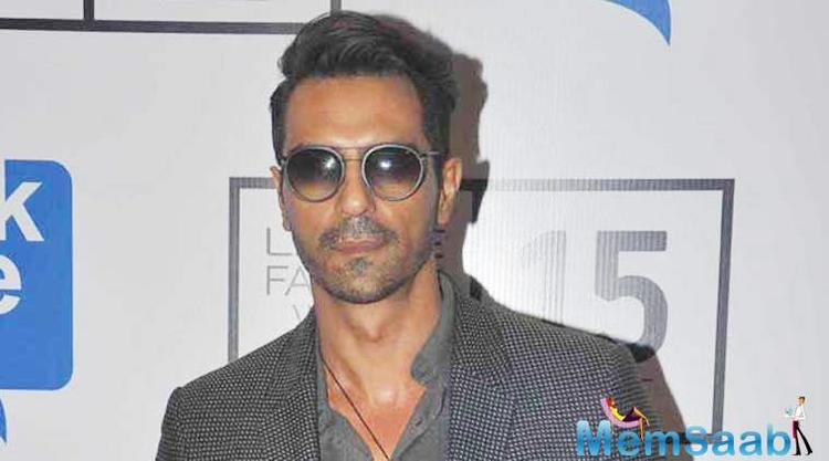 Arjun Rampal: If my daughters want to join films, I will support them