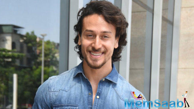 """On collaborating with the Baaghi actor, Shetty told IANS: """"Tiger is a choreographer's actor. You can make him do anything. He will follow you and make your work look even more superior."""""""