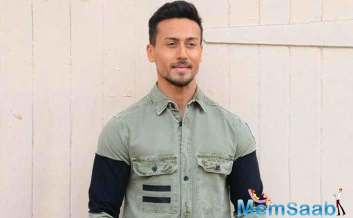 "Tiger Shroff is an ""amazing performer"" and is a choreographer's actor, says choreographer Rahul Shetty."