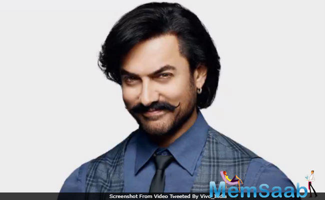 Aamir Khan's Magnum Opus Mahabharata To Be Co-Produce By Mukesh Ambani