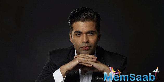 Karan Johar's one-year-old daughter Roohi recently called him papa for the first time. The filmmaker tweeted,