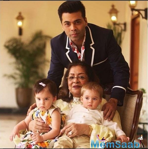 Karan Johar: Just because I am a father, I won't make a children's film
