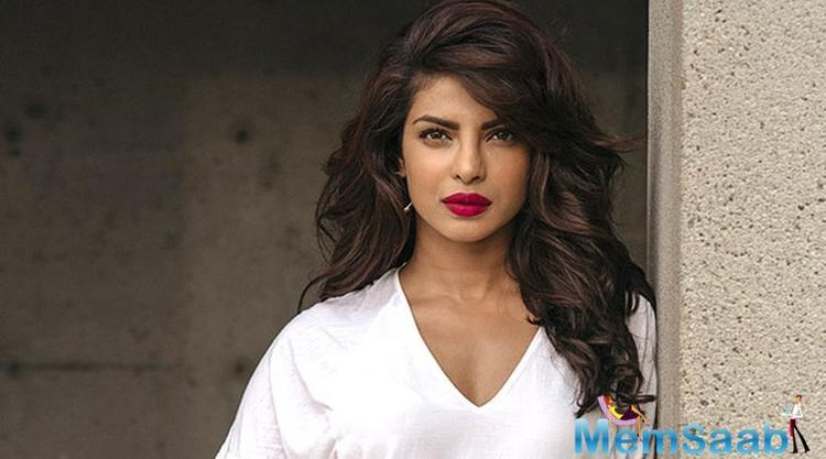 During her recent visit to New Delhi, Priyanka Chopra evaded queries about whether the Kalpana Chawla biopic would be her next Bollywood outing. PeeCee said she's still looking for the right script.