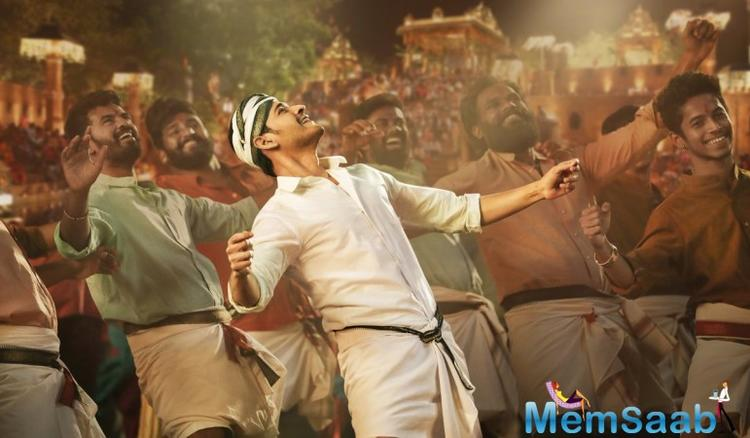 The film is expected to break the record of the highest grossing film Srimanthudu, only second to Baahubali, which is yet again a Mahesh Babu film.