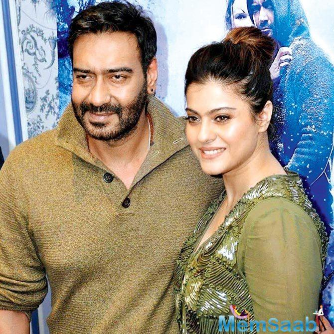 Kriti Sanon and Sushant Singh Rajput in and Ajay Devgn-Kajol out