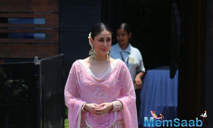Kareena Kapoor Khan: Educating girls first step towards empowerment