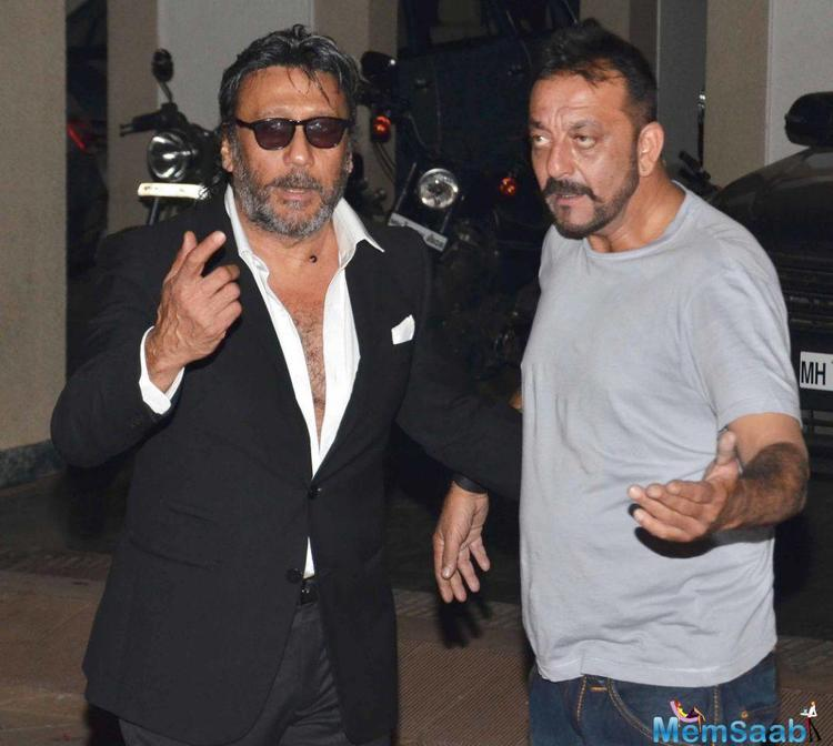 Sanjay Dutt is said to be returning to production with the Hindi remake of the Telugu film Prasthanam (2010) after almost a decade.