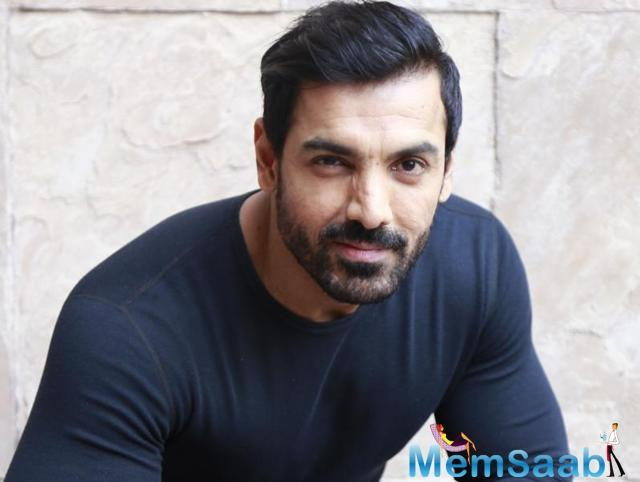 John Abraham has a lot of films in his kitty, but he is missing doing a comedy movie.